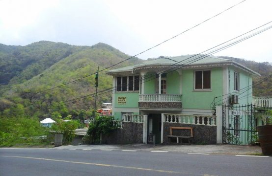 Dominica Real Estate: House For Sale In Colihaut