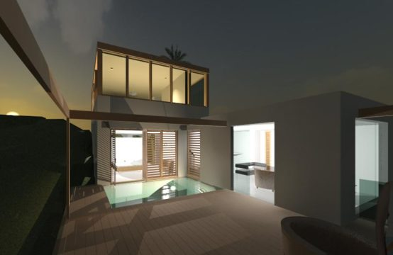 Pre-construction villa in gated community overlooking the Atlantic Ocean!