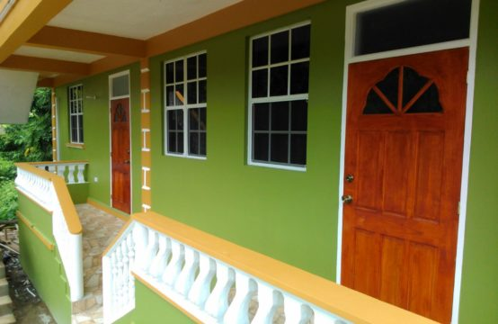 Dominica Real Estate: 2 Bedroom Apartment For Rent In Wall House