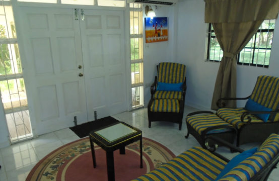 Fully Furnished 2 Bedroom Apartment For Rent In Copt Hall