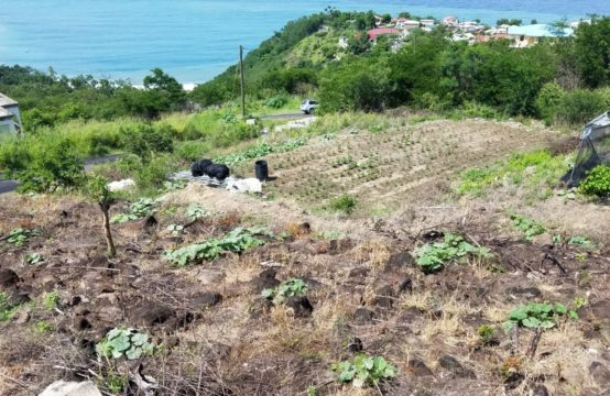 5,000 Square Feet Lot For Sale In Morne Raquette (UNDER OFFER)