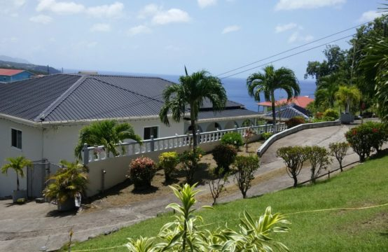 Dominica Real Estate: 3 bedroom home in Salisbury