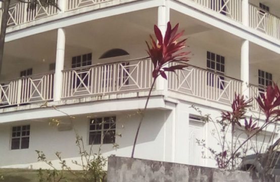 Dominica Real Estate: Home for sale in Picard