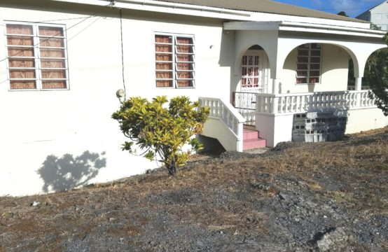 Dominica Real Estate 3 Bedroom Semi-Furnished