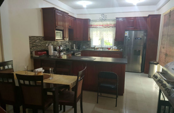 Furnished 4 Bedroom Home For Rent In Morne Daniel (RENTED OUT)