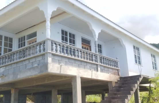 Incomplete Home For Sale In Morne Raquette