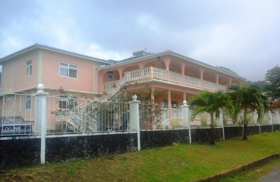 Dominica Real Estate: 5 Bedroom Rental In Goodwill