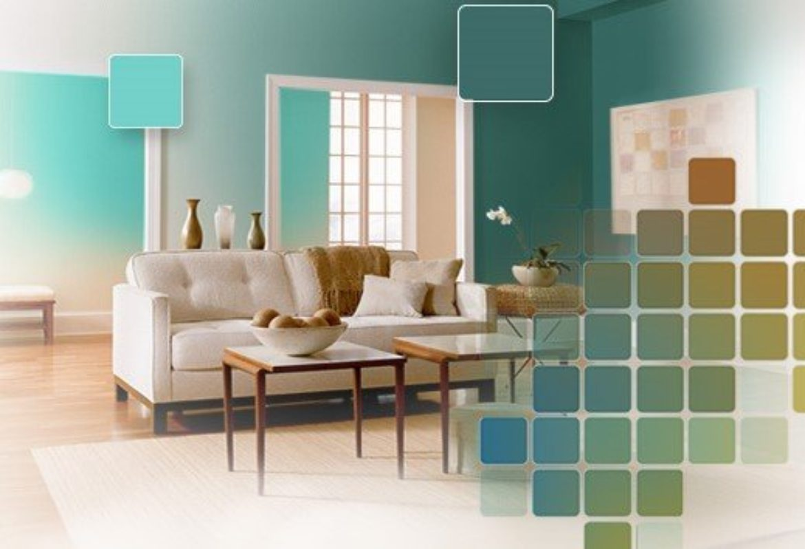 choosing interior house paint colors millenia realty dominica. Black Bedroom Furniture Sets. Home Design Ideas
