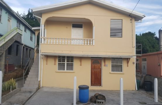 Dominica Real Estate: 4 Bedroom, 2 Bathroom House For Sale In Jimmit