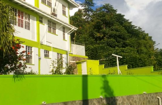 Dominica Real Estate: 4 Bedroom House For Sale In Castle Comfort