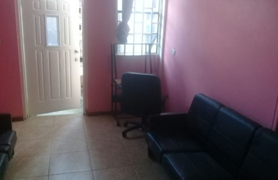 2 Bedroom Apartment For Rent In Castle Comfort (RENTED OUT)