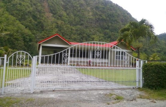 House For Rent In Copt Hall, Dominica