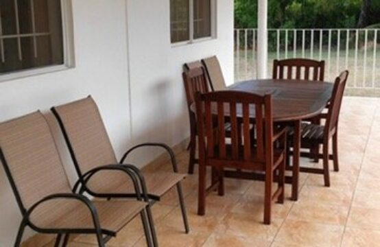 1 Bedroom Apartment For Rent In Morne Daniel