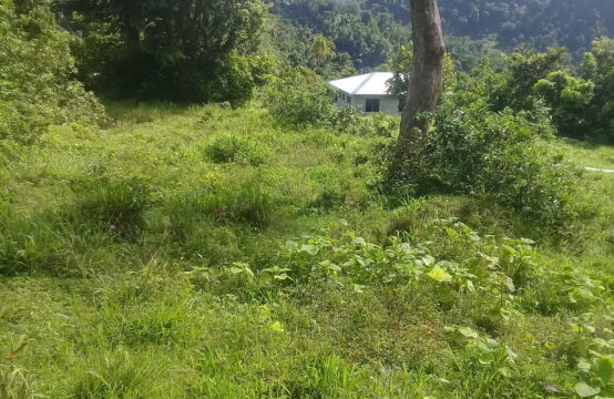 Land For Sale In Tete Morne, Grand Bay