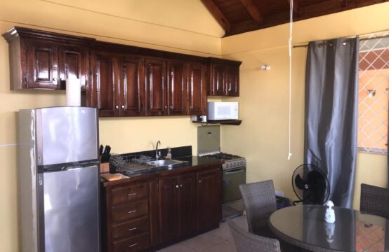 1 Bedroom Apartment For Rent In Roseau (RENTED OUT)