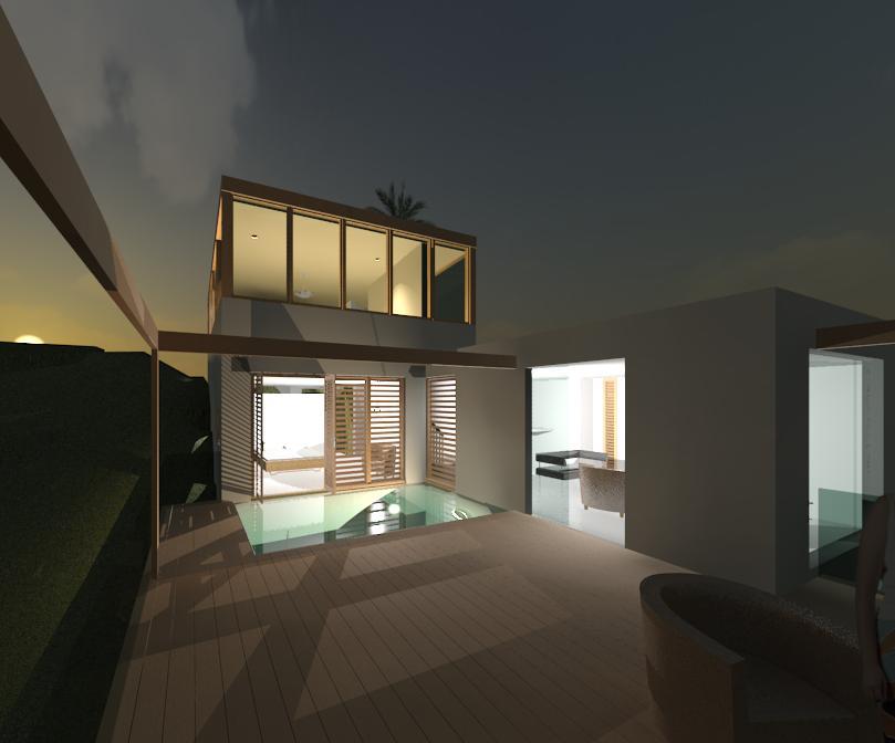 Dominica Real Estate: Pre-construction villa in gated community overlooking the Atlantic Ocean!