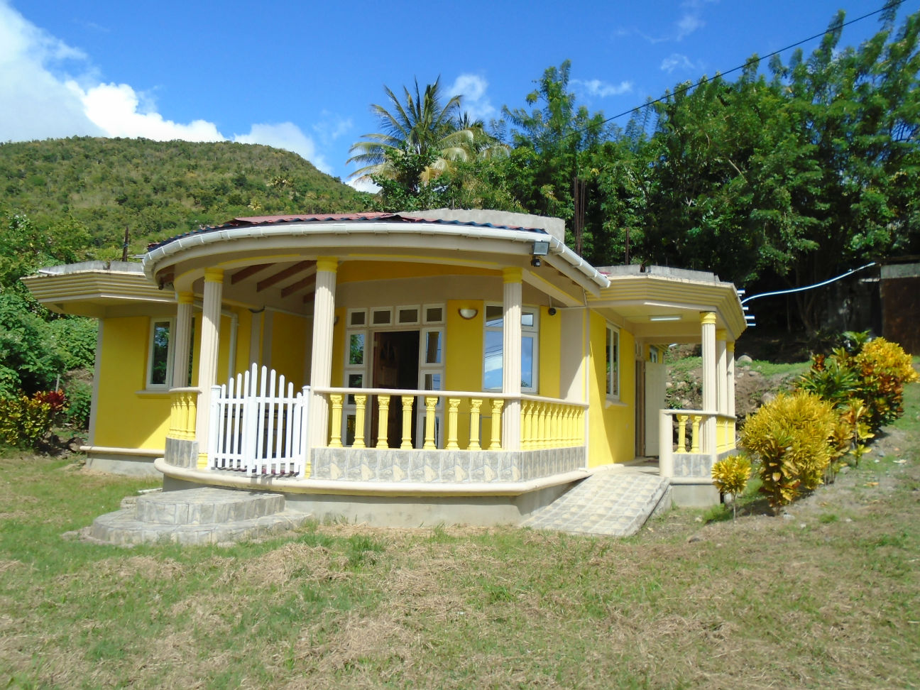 2 Bedroom Home For Rent In Jimmit (RENTED OUT) Jimmit, Saint Paul