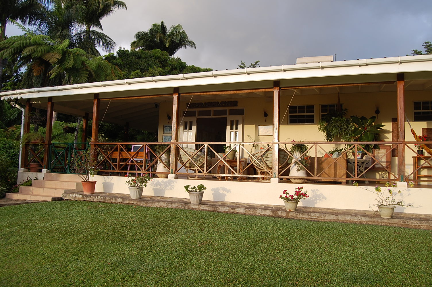 Dominica Real estate: House For Sale In Eggleston