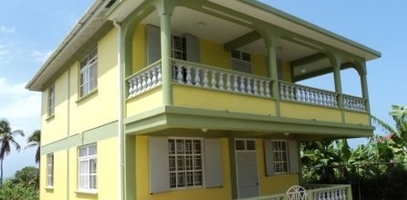 Dominica Real Estate: Furnished Apartments For Rent in Woodford Hill