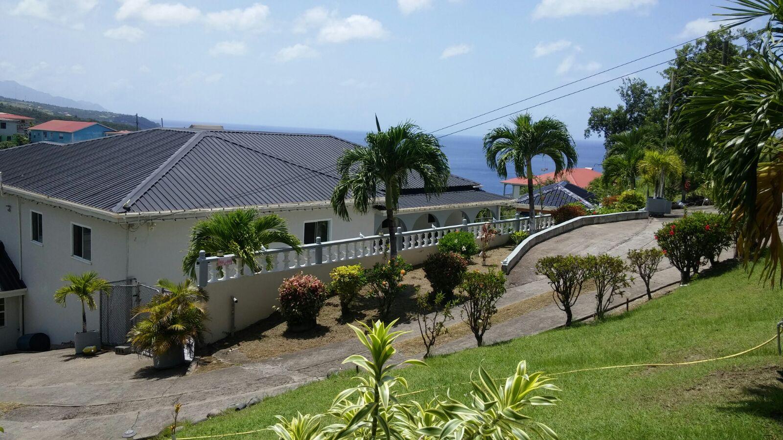 Dominica Real Estate: 3 bedroom home in Salisbury