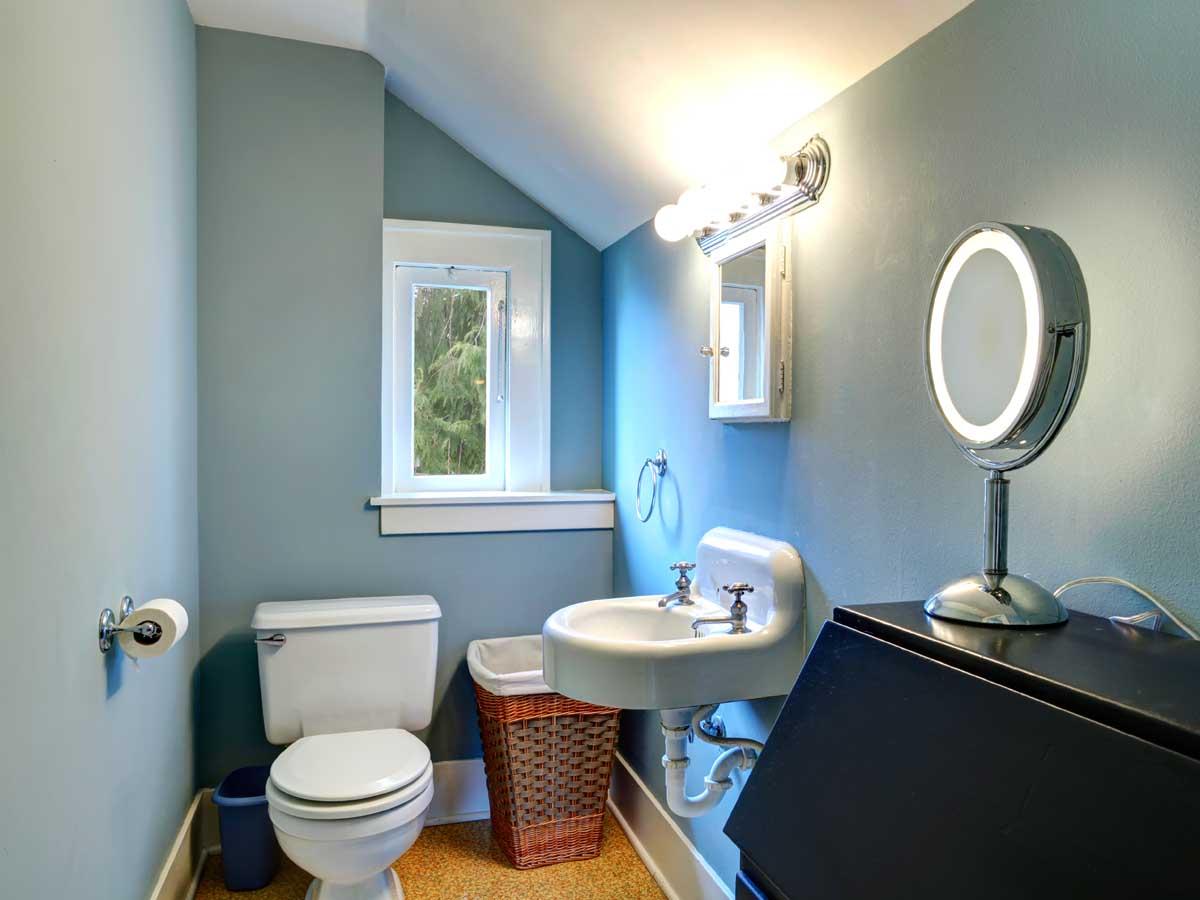 Enjoy the Convenience of a Half Bathroom – Millenia Realty Dominica