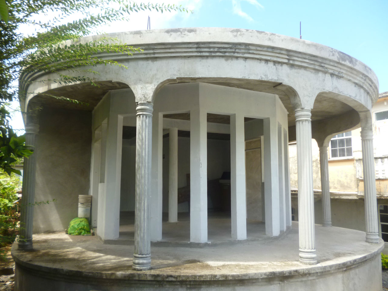 Dominica Real Estate; Incomplete Home For Sale In Morne Prosper