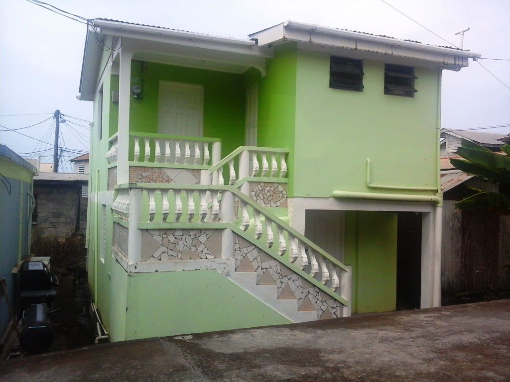 Dominica Real Estate: 1 bedroom Home In Dublanc