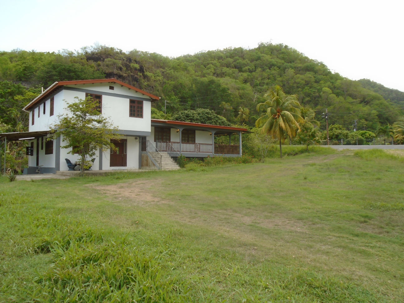 Dominica Real Estate Short-Term Rental In Dublanc