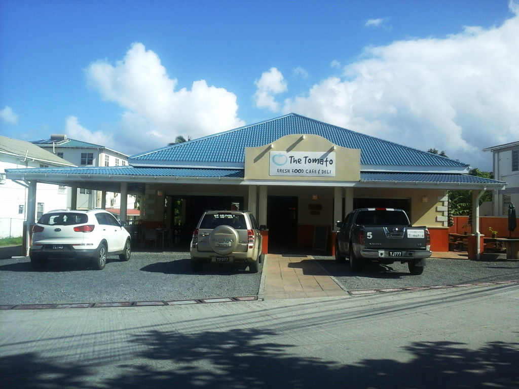 Dominica Real Estate: Restaurant in Picard for sale