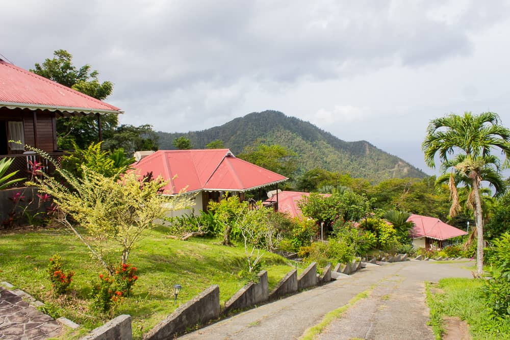Dominica Real Estate: Cottages For Sale At Gommier