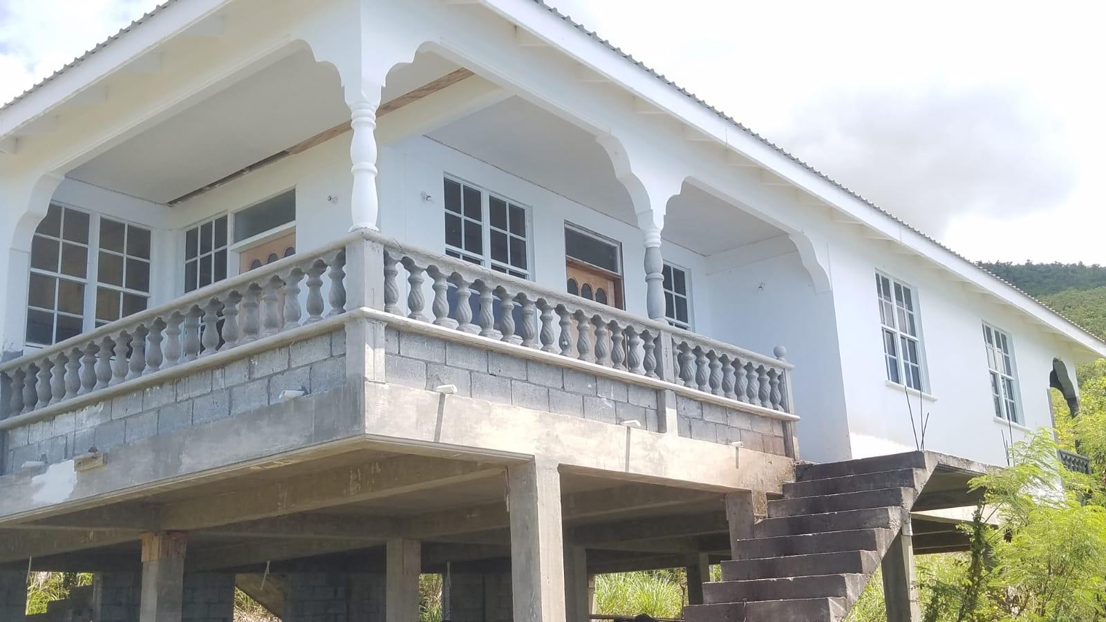 Dominica Real Estate: Home For Sale In Morne Raquette