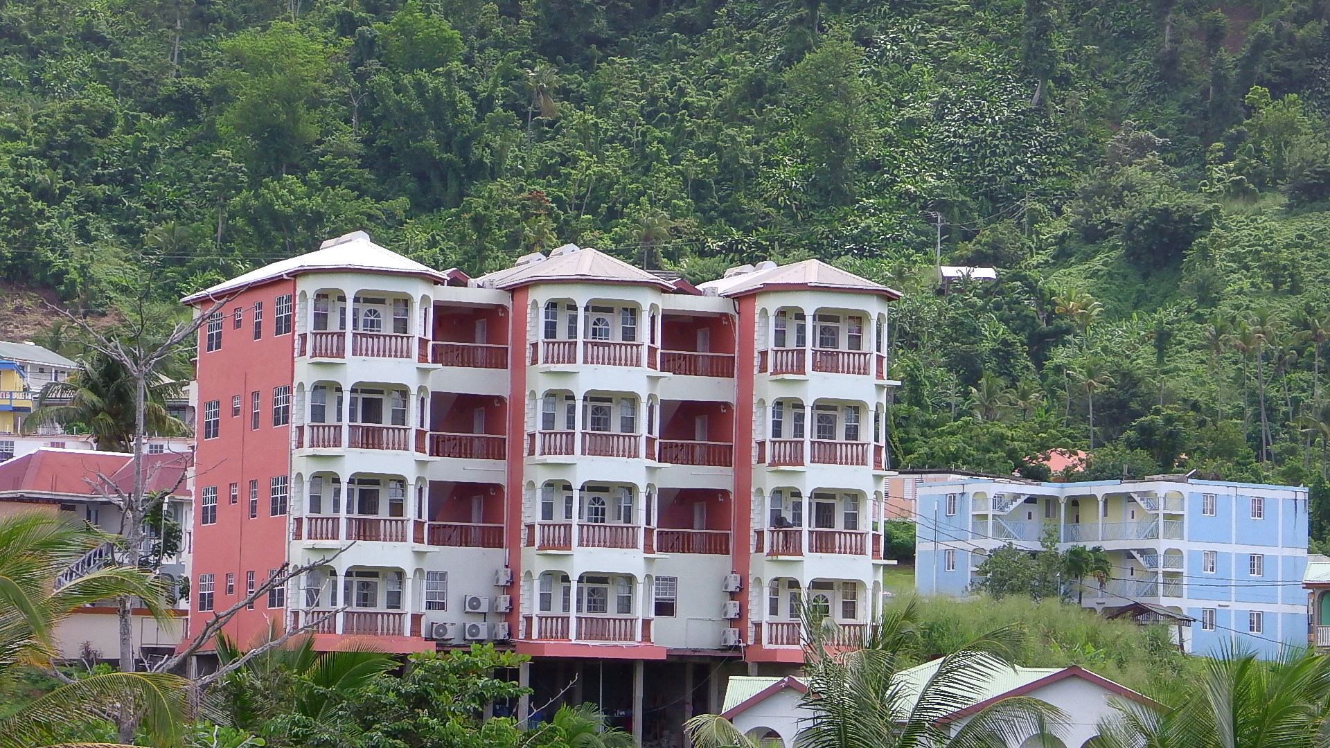 Dominica Real Estate: Apartment Building For Sale