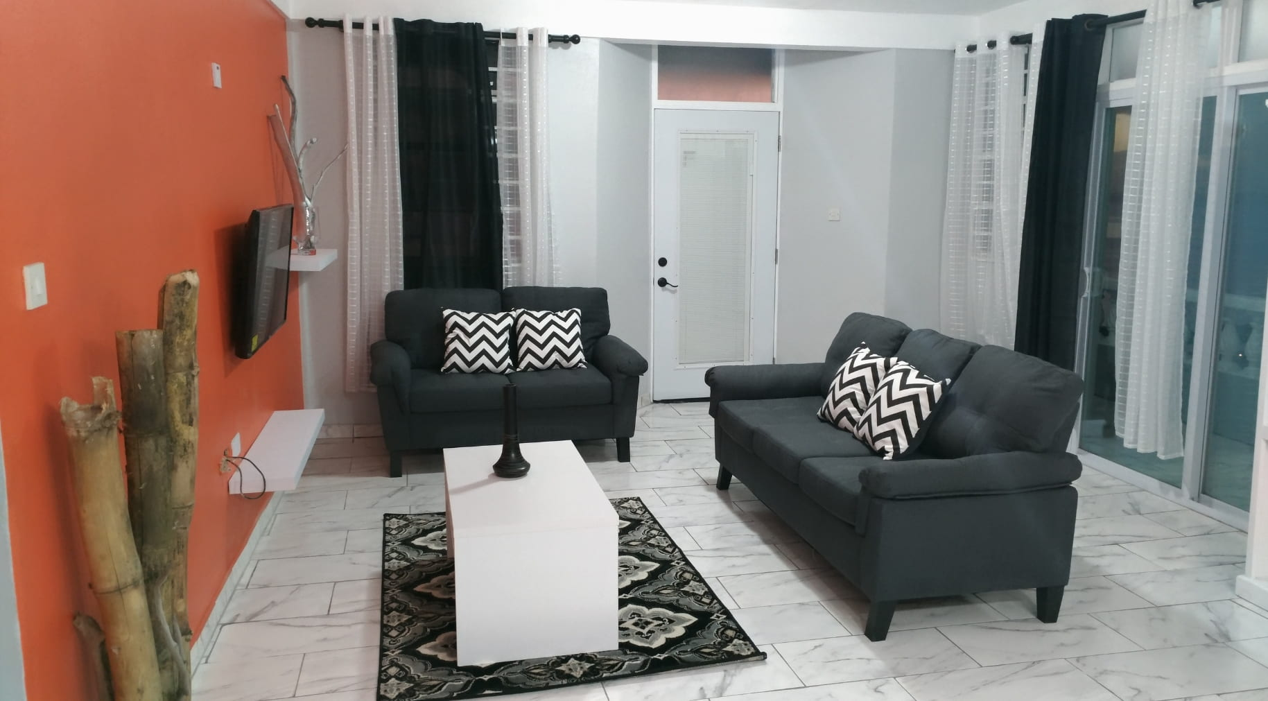 Fully Furnished Apartment For Rent In Canefield