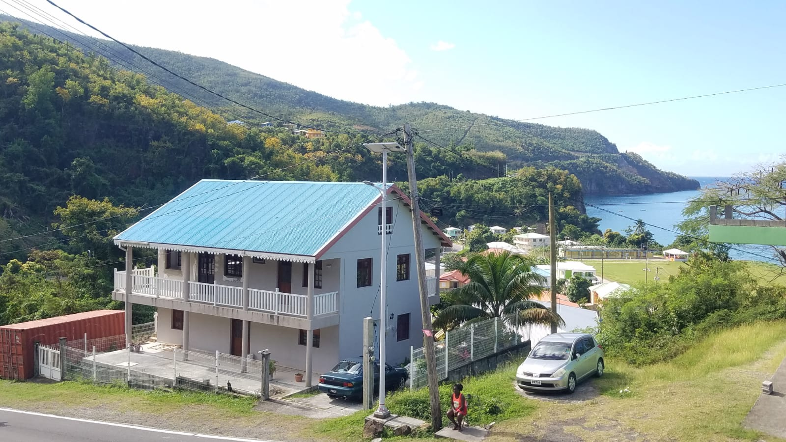 3 Bedroom Apartment For Rent In Dublanc