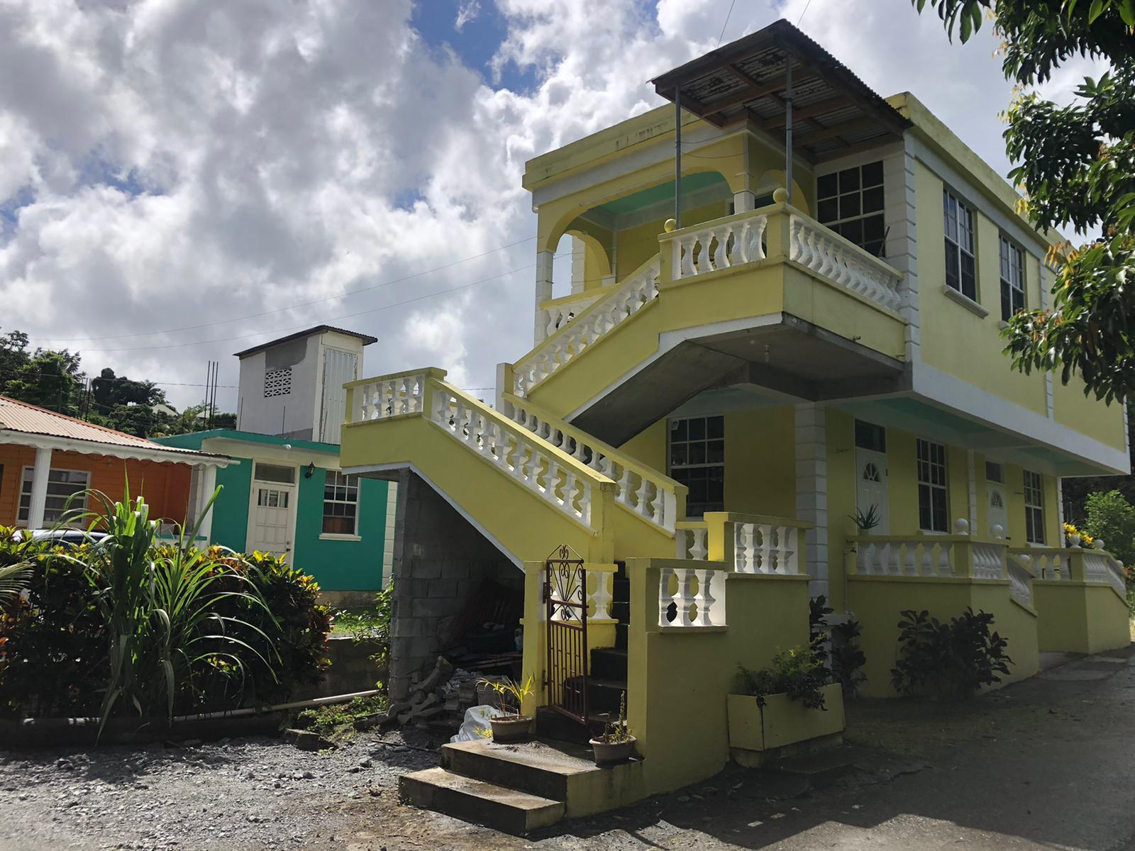 Home For Sale In Shawford, Dominica